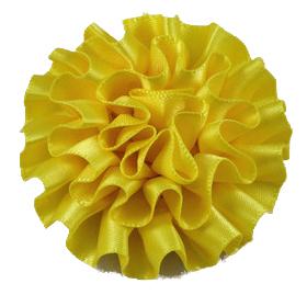 Yellow Cabbage Lapel