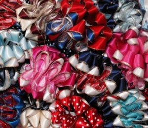 Scrunchies- Choose Your Colours