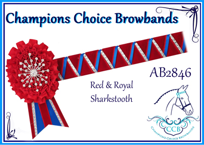 In Stock Browbands