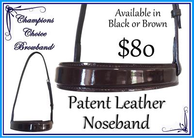 Patent Noseband