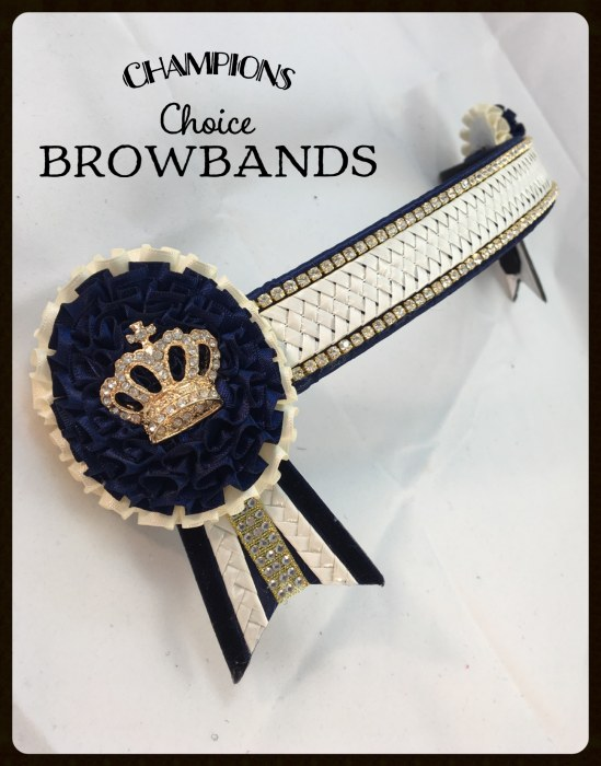 * In Stock Browbands *