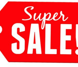 *This Weeks Super Sale*